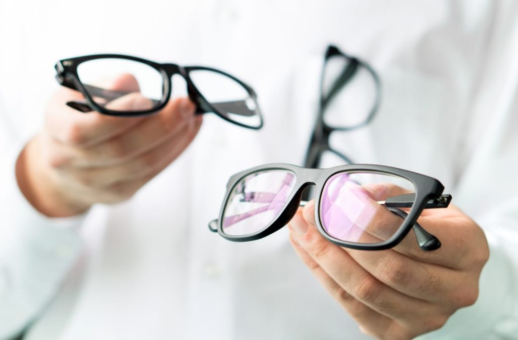 Professional advice can help you decide what lenses are best for you.